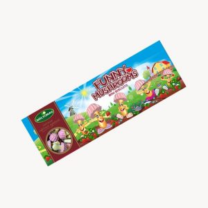 funny mushrooms strawberry UK