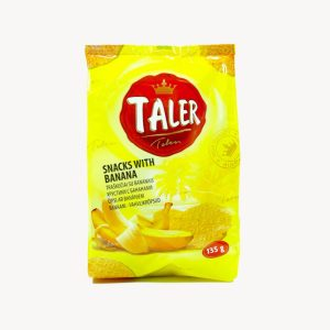 Taler wafers banana lithuania biscuits