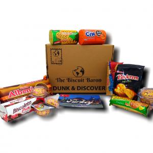 turkey biscuit box
