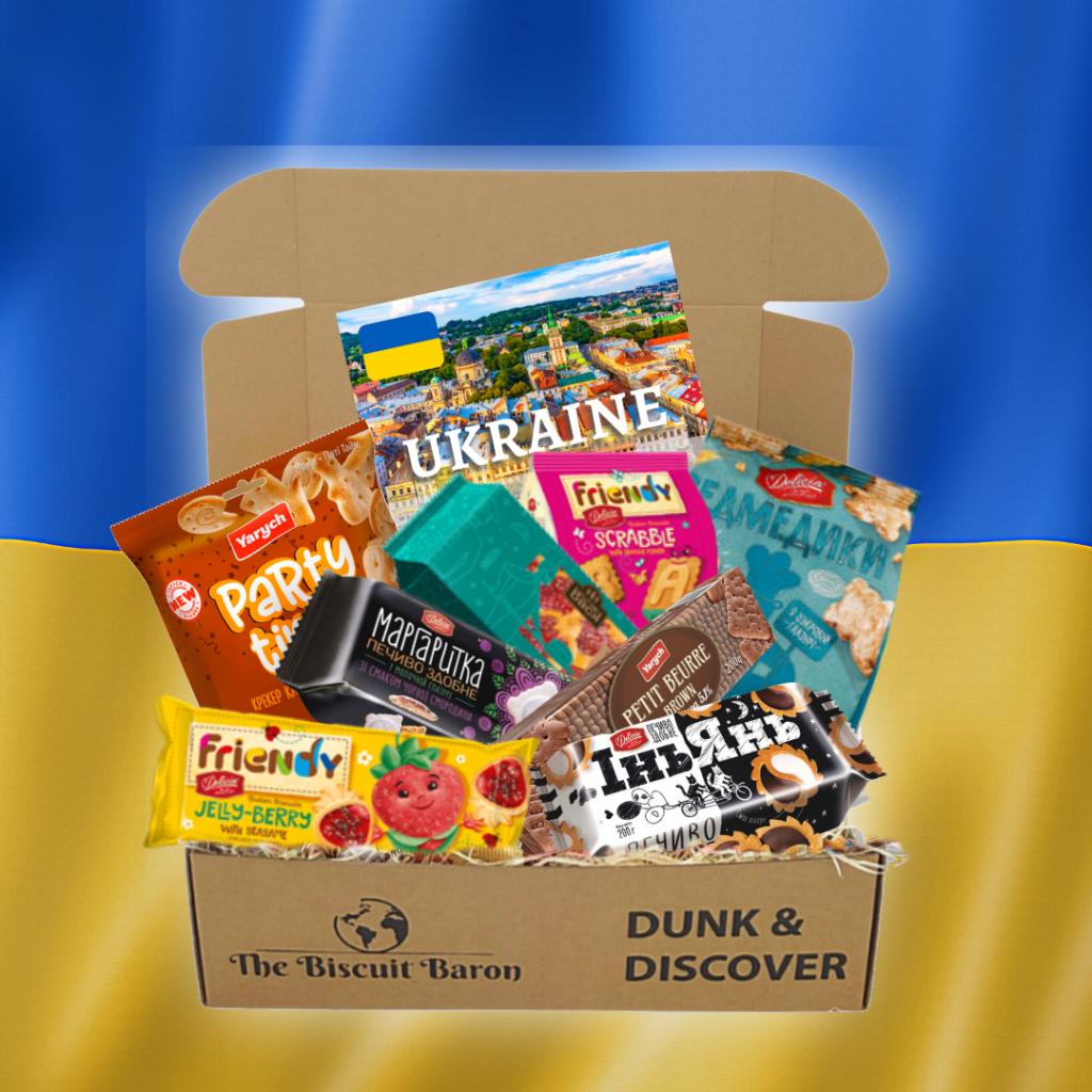 ukraine biscuits the biscuit baron box