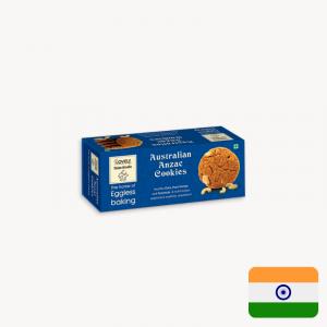 Australian Anzac Cookies India The Biscuit Baron