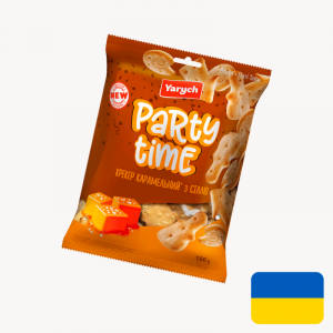 party time salted caramel crackers ukraine the biscuit baron