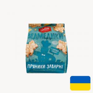 gingbread bears the biscuit baron ukraine