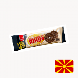rings peanut the biscuit baron north macedonia