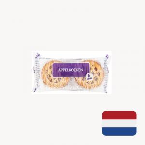 appelkoeken apple cookies the netherlands lattice the biscuit baron